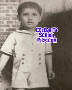 John Gotti as a child