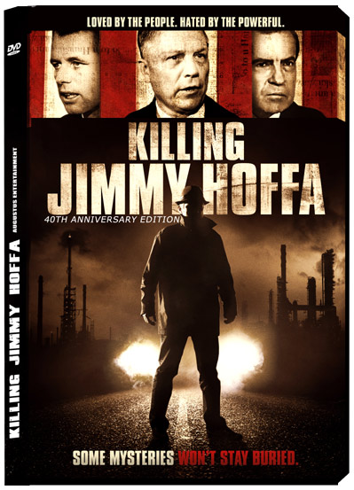 Killing Jimmy Hoffa Gangster Report
