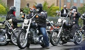 Hells angels gangster report