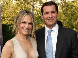 Scott Stuber and wife