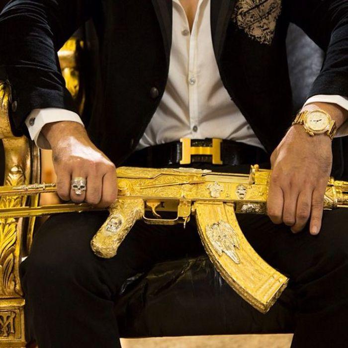 Chino Antrax Gamboa – Sinaloa Cartel chief loves Instagram – The ...