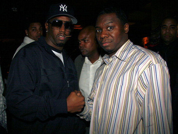 Puffy & Jimmy Henchman