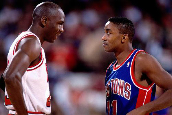 Gambling, The Mob & NBA Hall of Famer's Michael Jordan & Isiah Thomas (VIDEO)