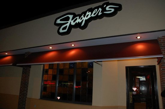 Jasper's in Kansas City, a frequent dining spot for reputed local mob don Johnny Joe Sciortino