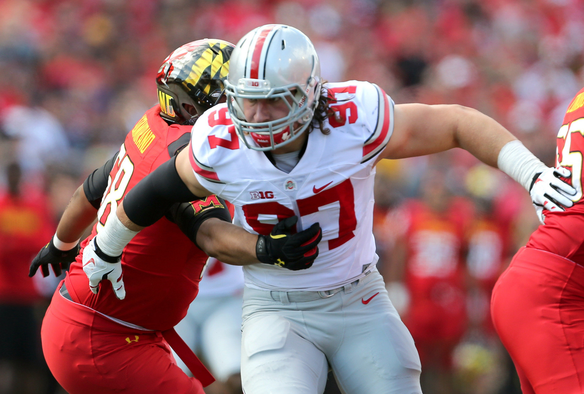 Future High NFL Draft Pick Bosa Sports Mafia Bloodline Traces