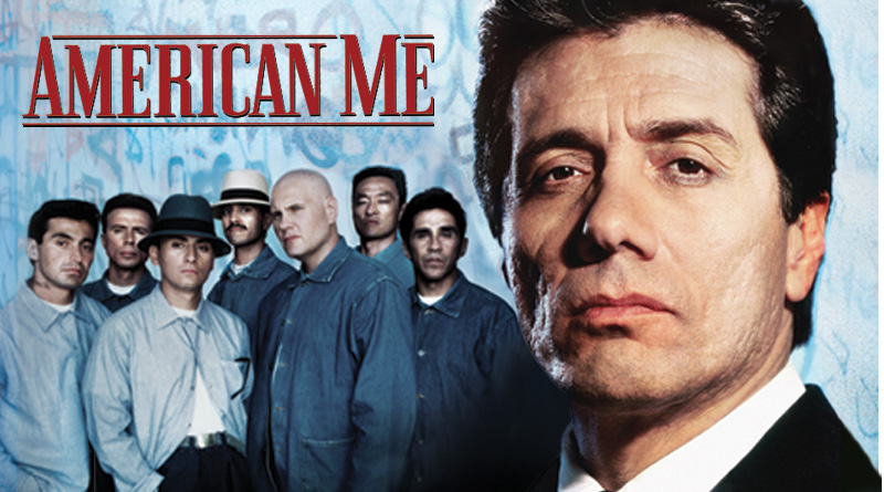 film report on american me a American history x advocates that those who ignore history are doomed to repeat it it's a powerful social document and should be part of your film watching.