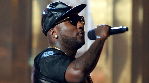 Young Jeezy in concert