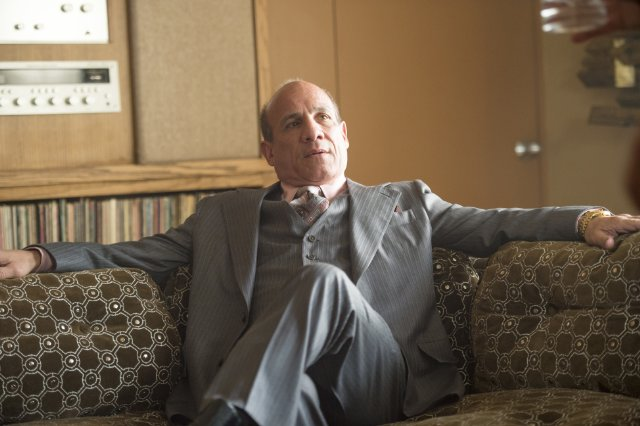 Vinyl's Maury Gold as played by actor Paul Ben Victor