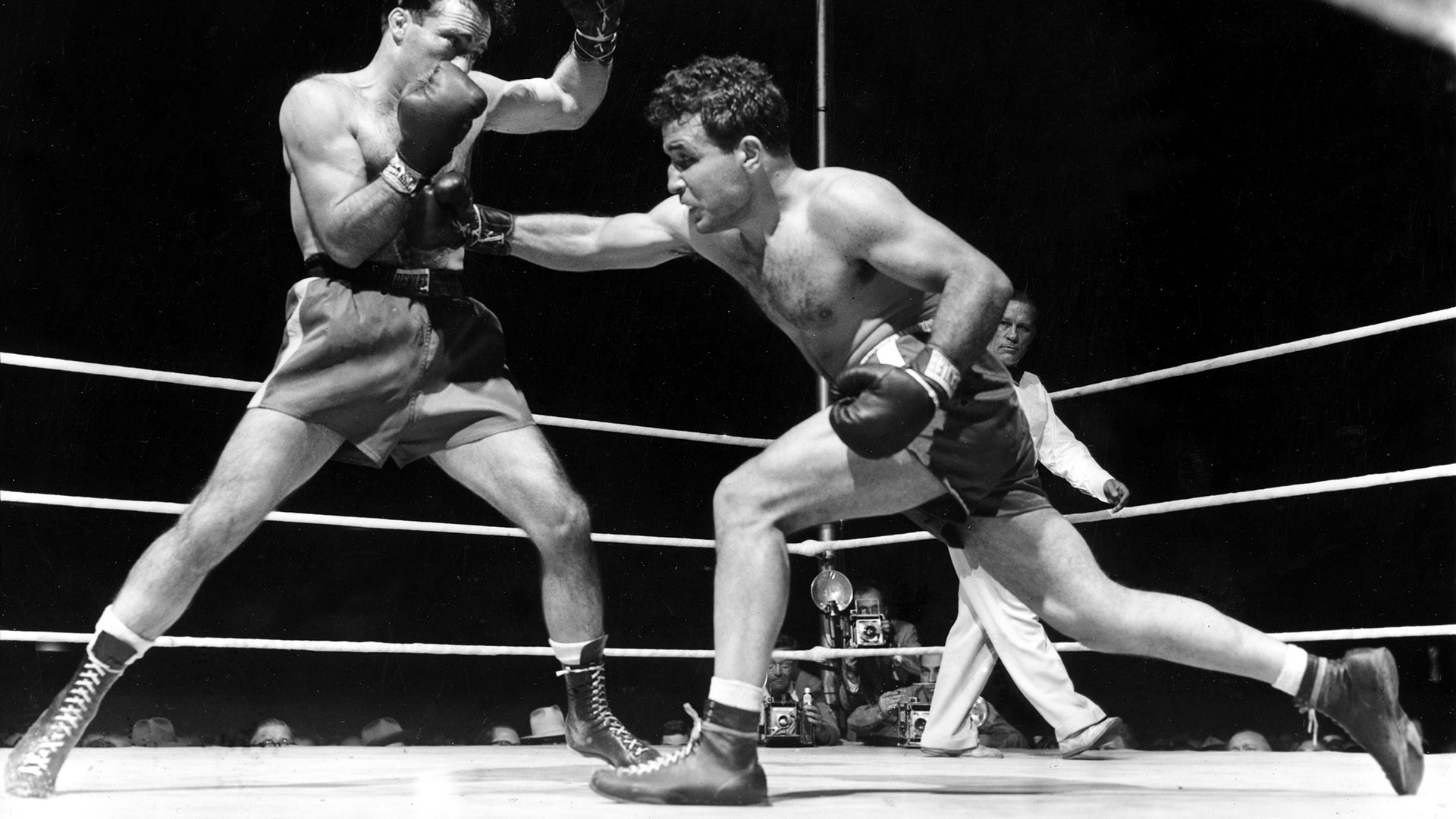 Jake Lamotta Often Rubbed Shoulders With Detroit Mob In