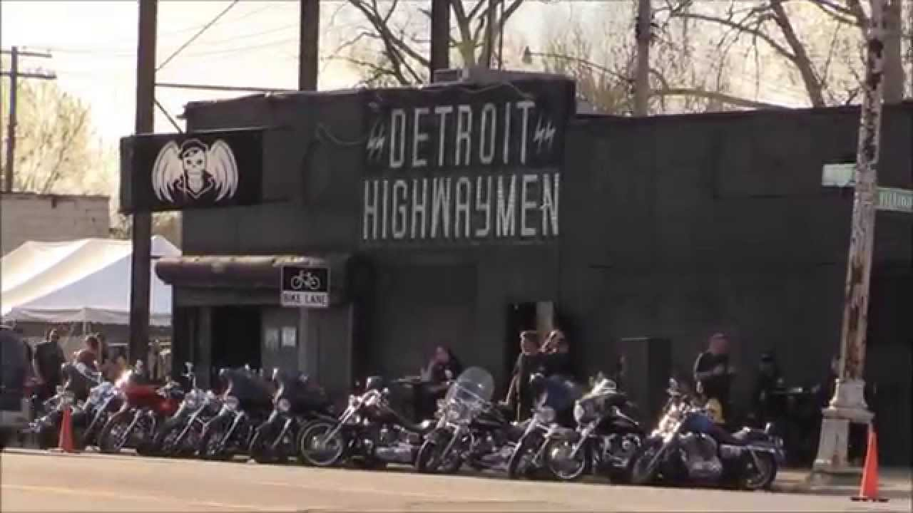 Rumble At The Wheat & Rye: Highwaymen MC In Detroit Broke Up