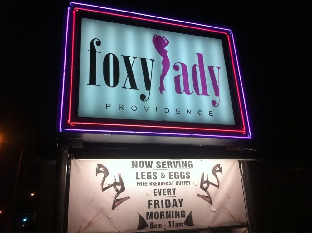 Foxy lady strip club