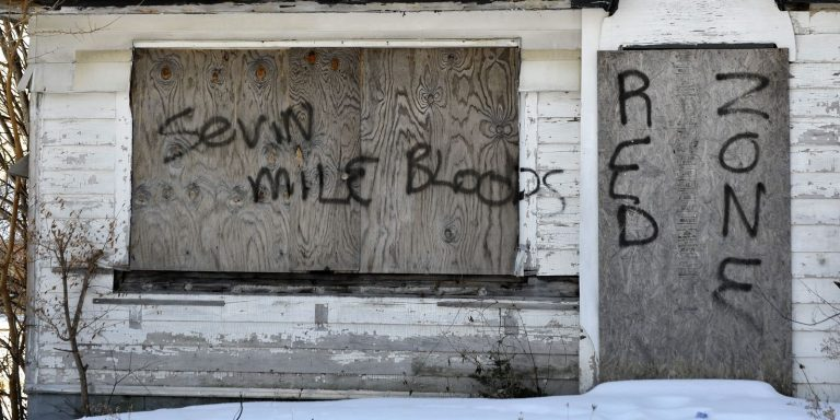 Pair Of Seven Mile Blood Lieutenants In Detroit Sent Away To Prison For Drugs & Racketeering
