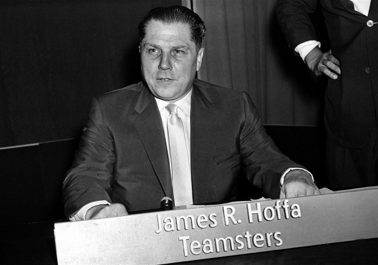 Hoffa Hysteria: How I Teamed With Dan Moldea To Try & Unmask The Greatest True-Crime Mystery Ever
