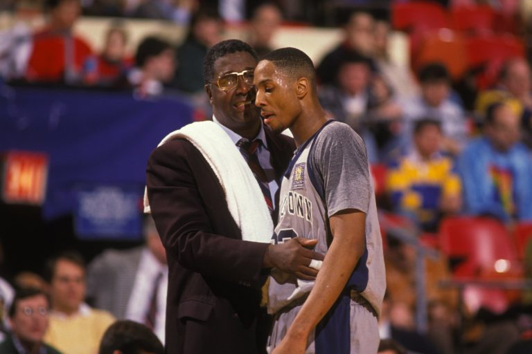 Coach's Corner In The Crack Era: The Story Of The Georgetown Hoyas & The D.C. Drug Boss